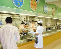 食堂アプリコット(三鷹キャンパス)